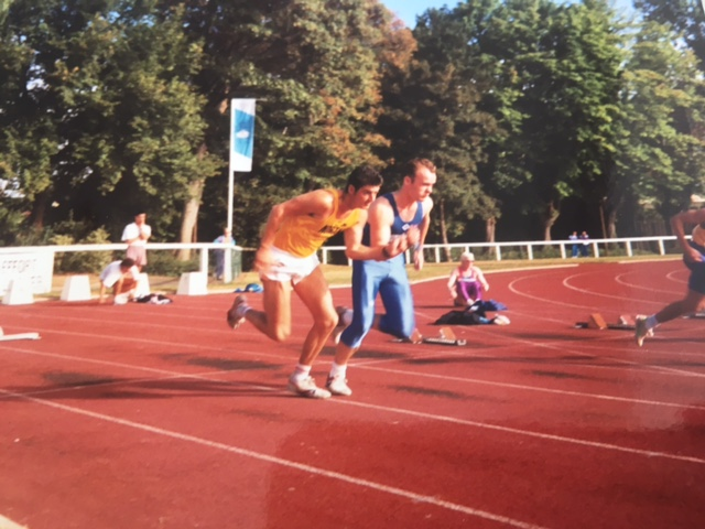 Starting blocks 1991